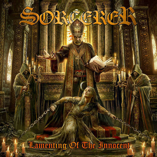 Sorcerer - Lamenting Of The Innocent, SC-CD