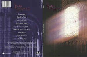 Fata Morgana - s/t, A5-DigiCD