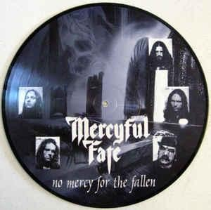 Mercyful Fate - No Mercy For The Fallen, PicLP
