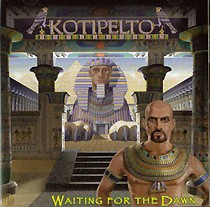 Kotipelto - Waiting For The Dawn, CD DIGIBOOK