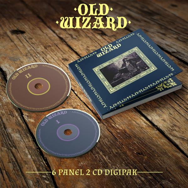 Old Wizard - Old Wizard I & II, Digi-2CD