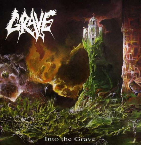 Grave - Into The Grave, CD