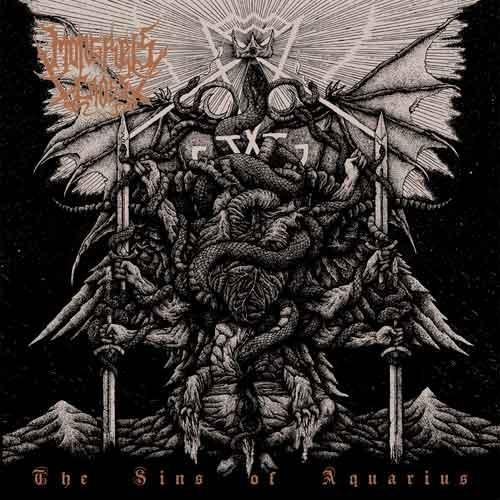 Mongrel's Cross - The Sins Of Aquarius, CD