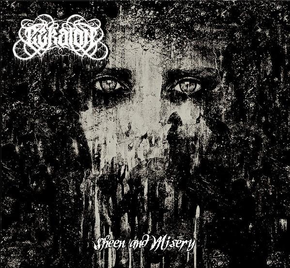 Ezkaton - Sheen and Misery, DigiCD