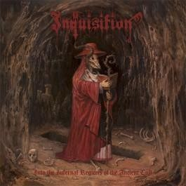 Inquisition - Into The Infernal Regions Of The Ancient Cult [gold & solid red mixed - 500], 2LP
