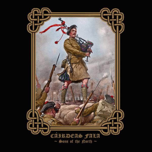 Càirdeas Fala - Sons Of The North, DigiCD