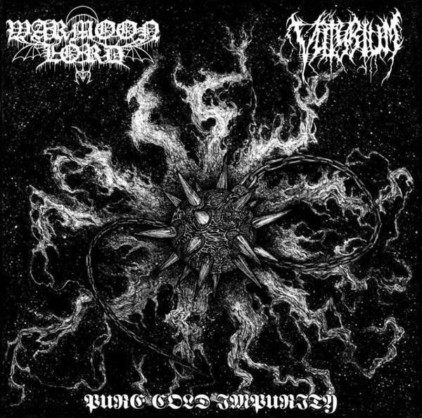 Warmoon Lord/Vultyrium - Pure Cold Impurity [black - 400], LP