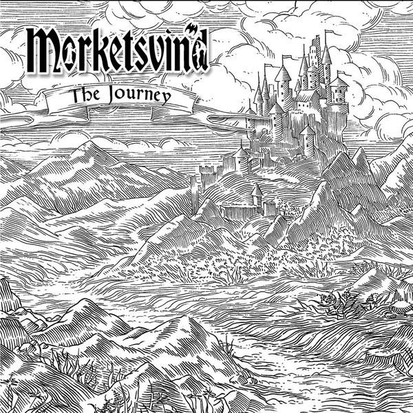 Mørketsvind - The Journey, DigiCD