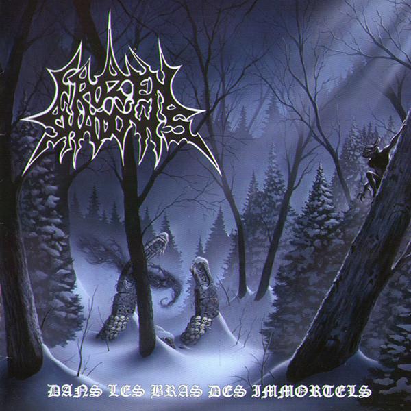 Frozen Shadows - Dans Les Bras Des Immortels, CD