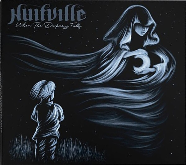 Nuitville - When the Darkness Falls, DigiCD
