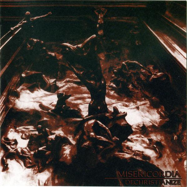 Misericordia - Dechristianize, CD