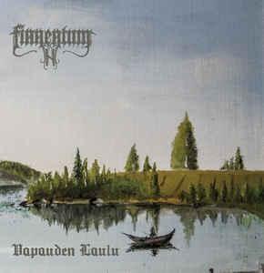 Finnentum - Vapauden Laulu, CD