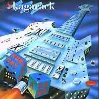 Skagarack - Hungry For A Game, CD