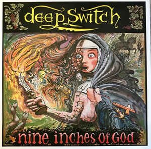 Deep Switch - Nine Inches of God [pink], LP
