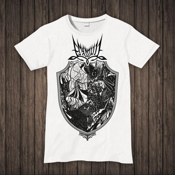 Emyn Muil - Fall of Numenor [white], TS
