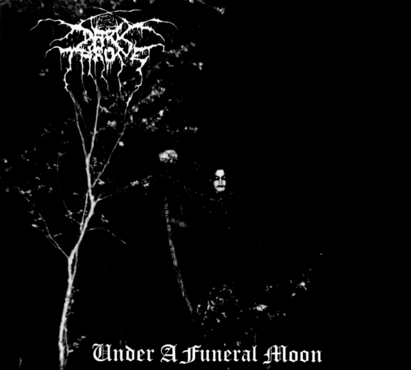 Darkthrone - Under A Funeral Moon, 2CD