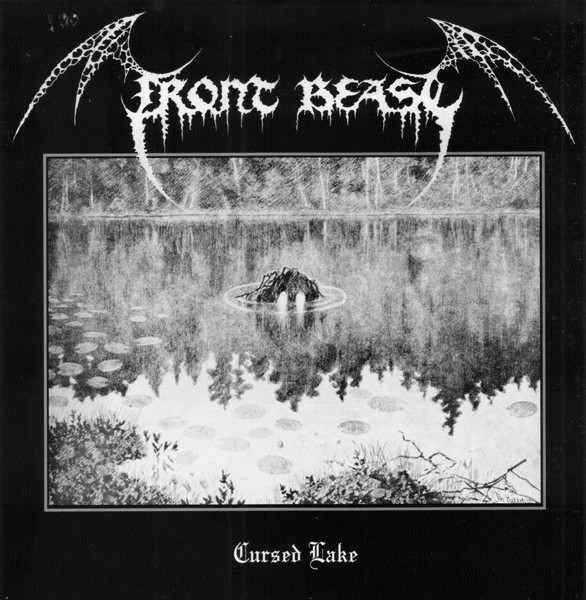 """Front Beast - Cursed Lake, 7"""""""