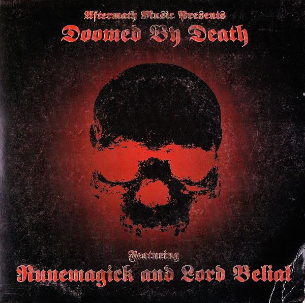 """Lord Belial/Runemagick - Doomed By Death, 7"""""""
