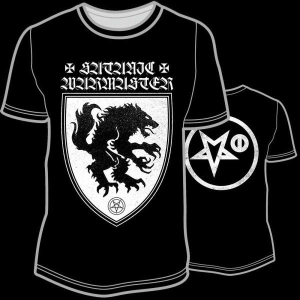 Satanic Warmaster - Wolf Sigil, TS