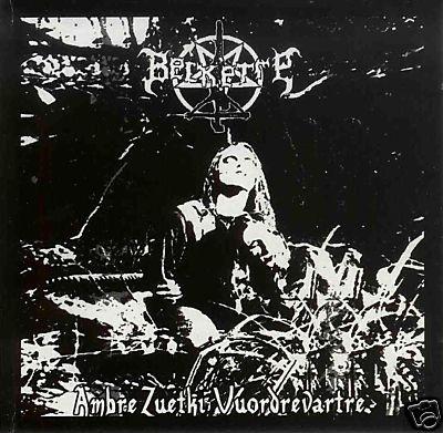 Belketre - Ambre Zuetki Vuordrevartre, SC-CD