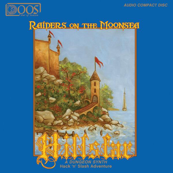 Hillsfar - Raiders On The Moonsea, DigiCD