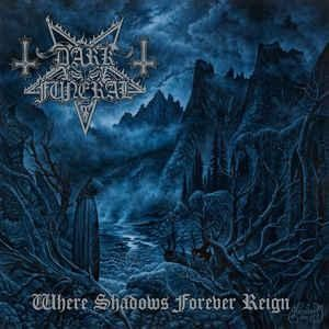 Dark Funeral - Where Shadows Forever Reign, CD