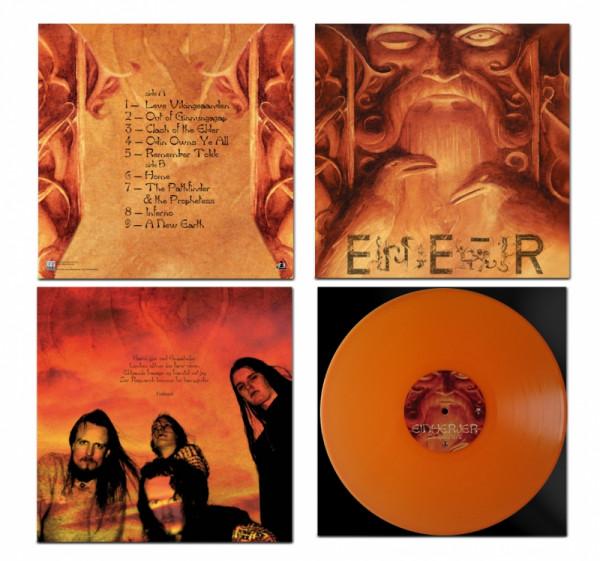 Einherjer - Odin Owns Ye All [orange], LP