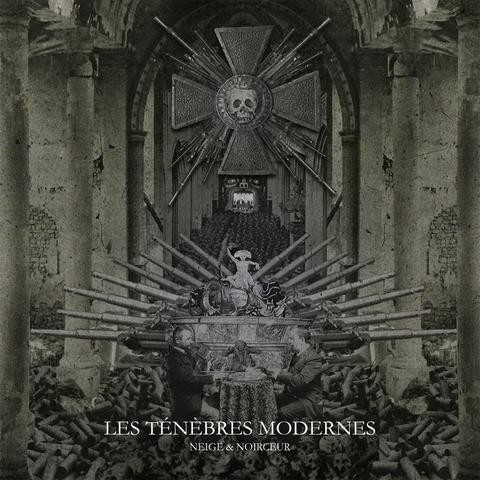 Neige et Noirceur - Les Ténébres Modernes, CD