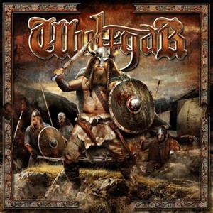 Wulfgar (Swe) - Midgardian Metal, CD