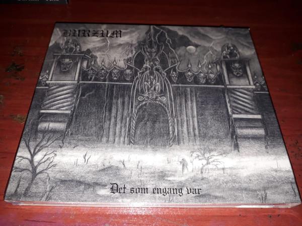 Burzum - Det Som Engang Var, SC-CD