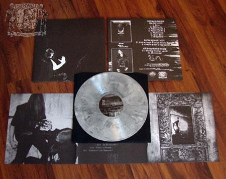 Armagedda - Volkermord : The Appearance [grey - 266], LP
