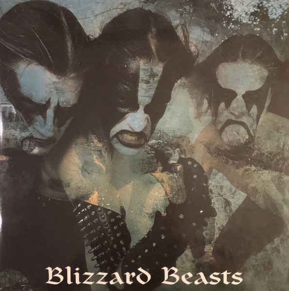 Immortal - Blizzard Beasts [blue galaxy - 550], LP