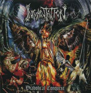 Incantation - Diabolical Conquest, CD