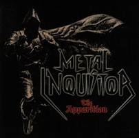Metal Inquisitor - The Apparition, CD