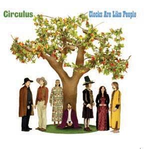 Circulus - Clocks Are Like People, DigiCD