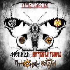 Butterfly Temple/Nevid/Put Solnza/Omela - Split, CD