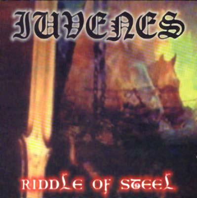 Iuvenes - Riddle Of Steel, LP