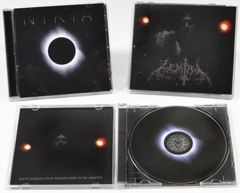 Zemial - Nykta, CD