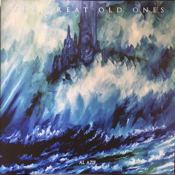 The Great Old Ones - Al Azif, 2LP
