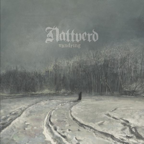 Nattverd - Vandring [bloodred - 300], LP