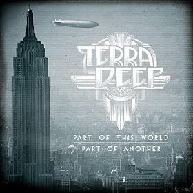 Terra Deep - Part Of This World, Part Of Another, CD