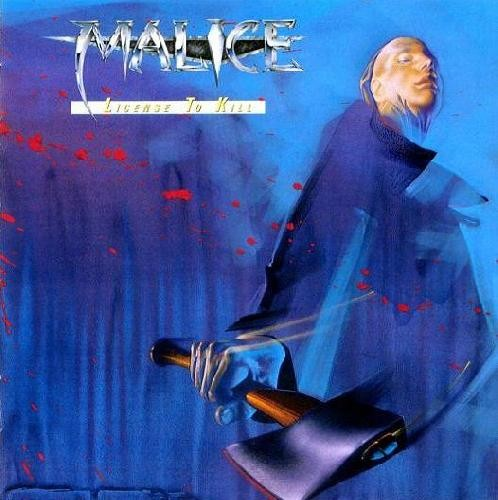 Malice (USA) - License To Kill, CD