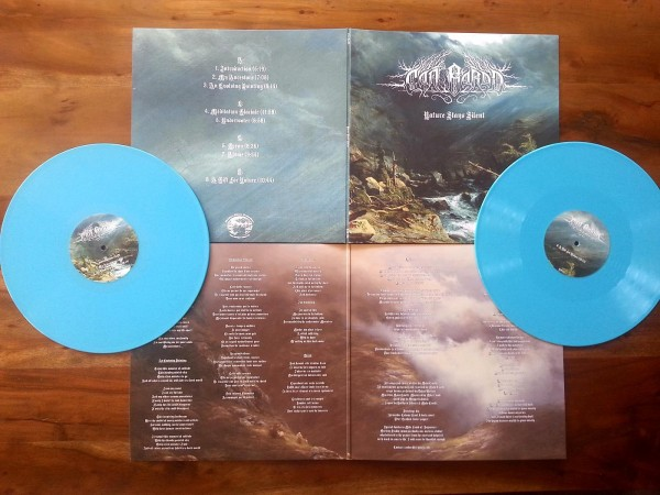 Can Bardd - Nature Stays Silent [turquoise - 199], 2LP