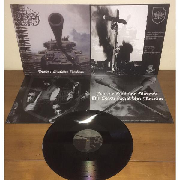 Marduk - Panzer Division Marduk, LP