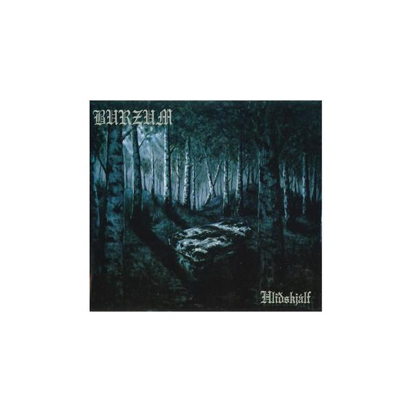 Burzum - Hliðskjálf, SC-CD