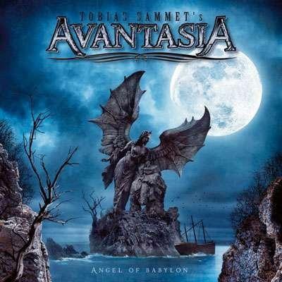 Avantasia - Angel Of Babylon, CD
