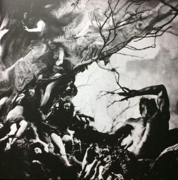 Abigor - Höllenzwang : Chronicles of Perdition, LP