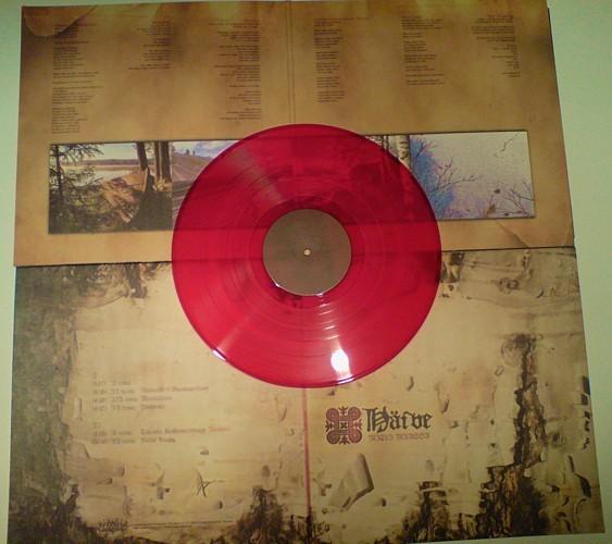 Häive - Mieli Maassa [red - 260], LP
