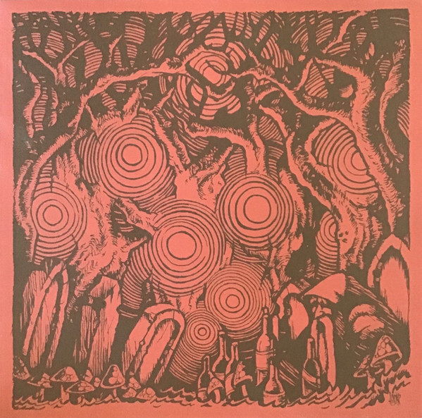 Urfaust - Der freiwillige Bettler [red], LP