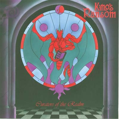 King's Ransom - Curators Of The Realm, CD+DVD